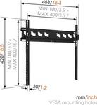 MA3000 fali TV konzol 400X400