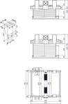 PPL2500 projektor lift Vogels