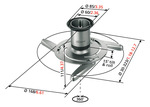 VPC545 Projektor tartó Vogel's