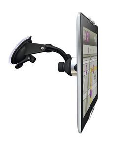 TMS1050 Tablet Dashboard Pack szélvédőre tablet tartó szett  7-12